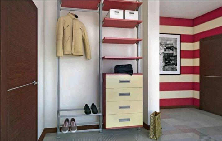 Гардеробная комната - 65 фото, идеи дизайна и обустройства в квартире или доме