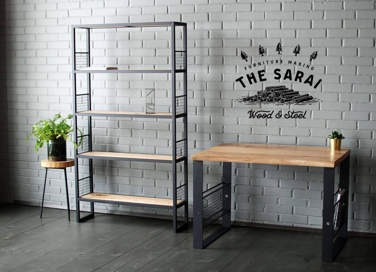 Особенности стеллажей лофт. как сделать декоративный предмет мебели своими руками? – сделаем мебель сами