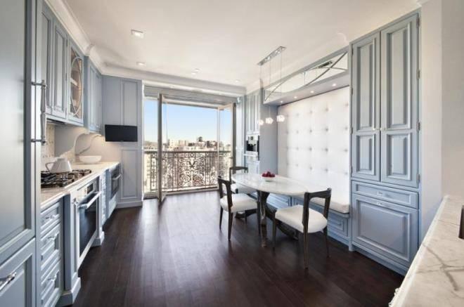 Квартиры с панорамными окнами (45 фото): студия с террасой, интерьеры однокомнатной квартиры с остеклением, отзывы