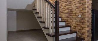 Отделка лестницы ламинатом — как сделать правильно?