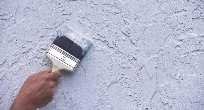 Штукатурка для отделки стен. как правильно разводить смесь?