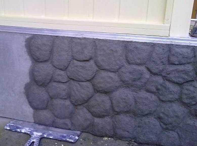 Варианты внутренней декоративной штукатурки стен. технология нанесения