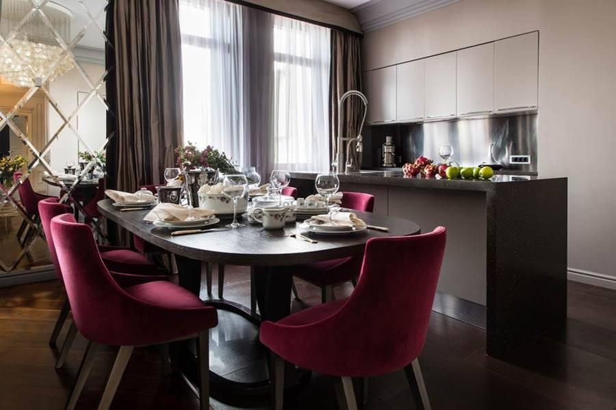 Белая кухня в классическом стиле: 100+ фото примеров от профессиональных дизайнеров