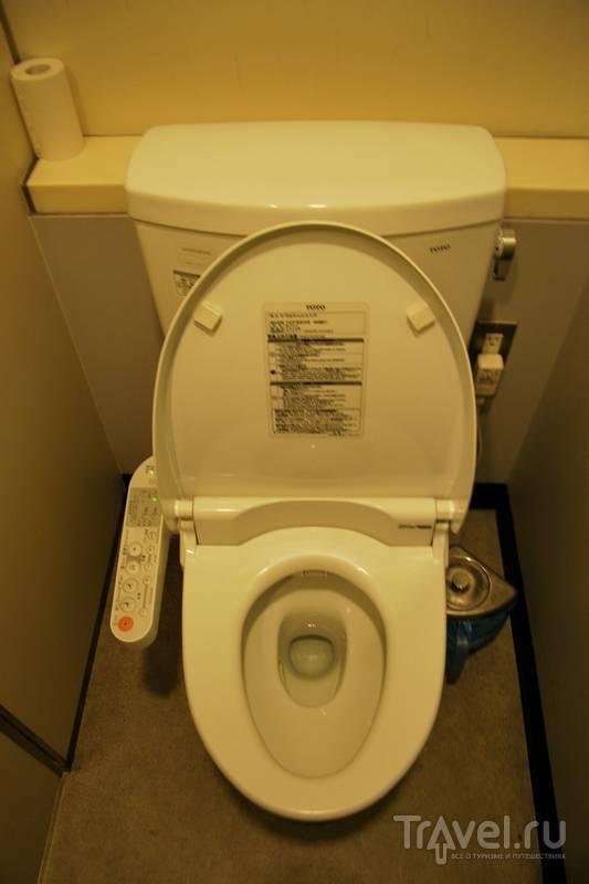 Культура туалетов в японии (13 фото)