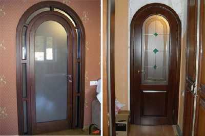 Модный акцент – межкомнатные арки вместо дверей