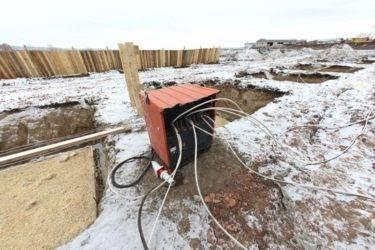 Трансформатор прогрева бетона. станции для прогрева бетона