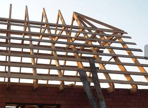Как построить вальмовую крышу своими руками — устройство и чертежи (фото, видео)