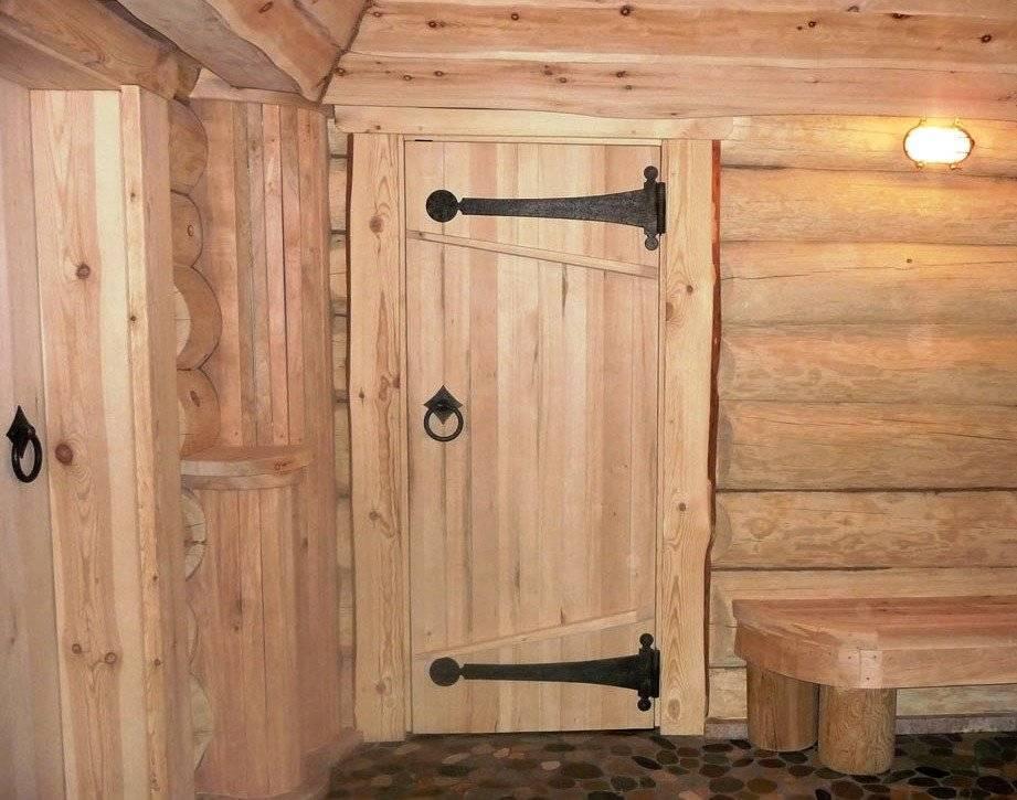Деревянная дверь своими руками: как сделать ее самостоятельно, видео, схемы и чертежи