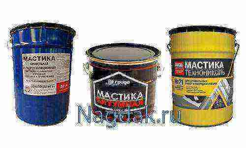 Какой герметик выбрать: битумный или бутилкаучуковыйстройполимер
