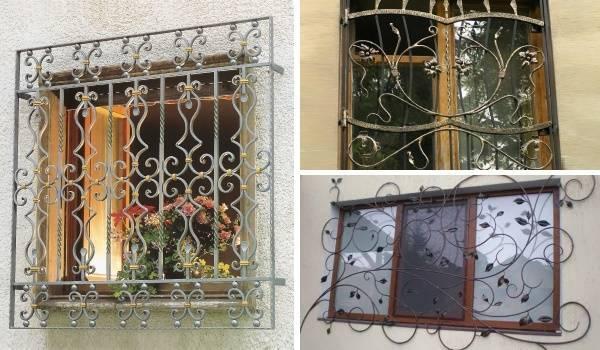 Кованые металлические входные двери – стальная классика (25 фото)