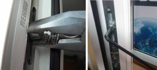 Регулировка окон - инструкция самостоятельной настройки пластикового стеклопакета к зимнему режиму, фото и видео