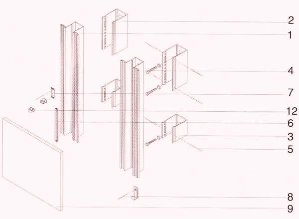 Этапы и нюансы монтажа вентилируемых фасадов