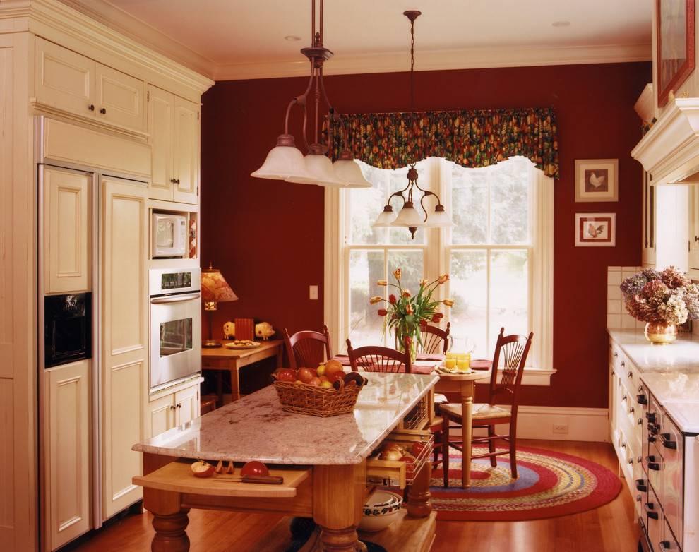 Синяя кухня: сочетание цвета, фото реальных и нтерьеров