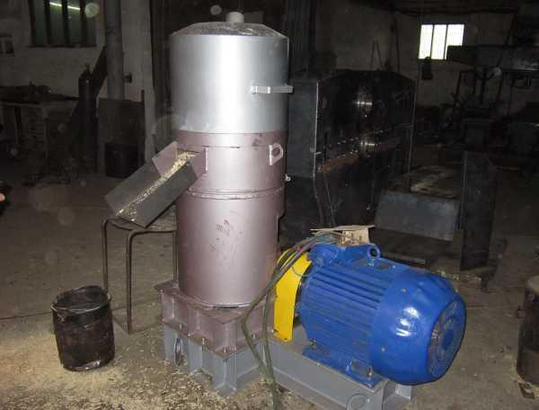 Оборудование для производства пеллет в домашних условиях