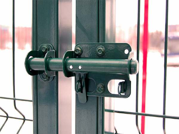 Запоры на ворота своими руками - всё о воротах и заборе
