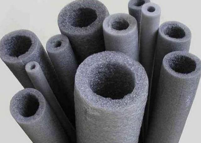 Трубки из вспененного полиэтилена для изоляции труб