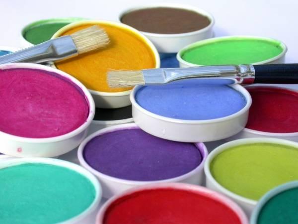 Акриловые краски: виды, состав, характеристики, нанесение и лучшие марки