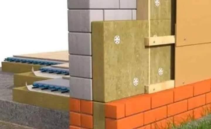Утеплитель каменная вата – характеристики и область применения от лучших мастеров