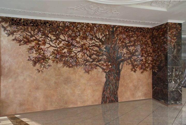 Венецианская штукатурка для внутренней отделки стен – как правильно наносить состав на стену и сделать материал своими руками?