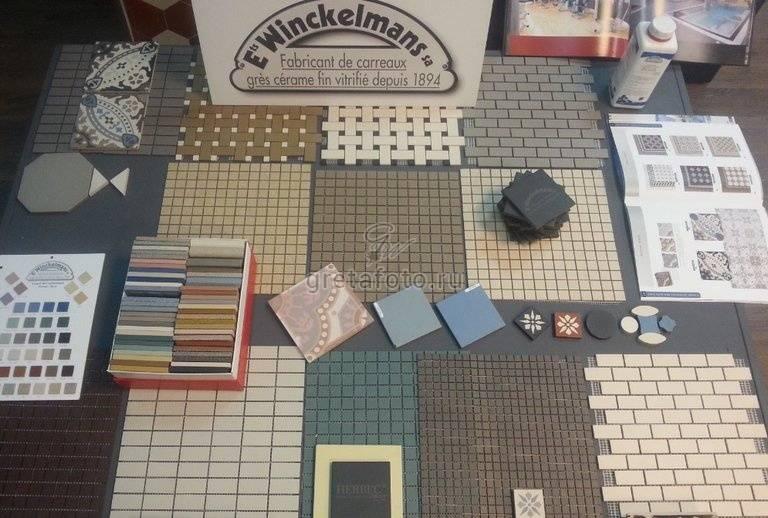 Укладка пола метлахской плиткой – что это такое: состав и особенности материала