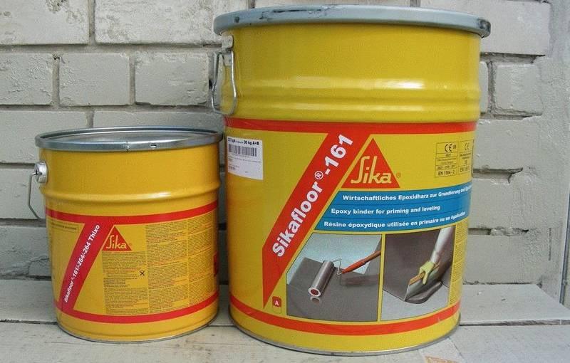 Эпоксидная эмаль: по металлу и бетону, как окрашивать бетонный пол, характеристики эп-1236 и эп-773, эп-140 защитная и эп-5116 черная и состав вдэп р-270