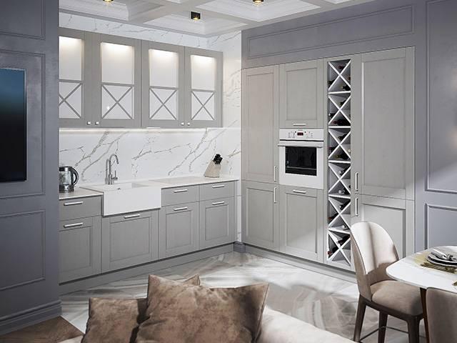 110 лучших идей дизайна маленькой кухни + полный гид по обустройству