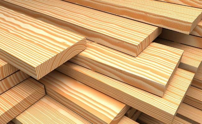 Потолок из досок - плюсы, минусы, материалы