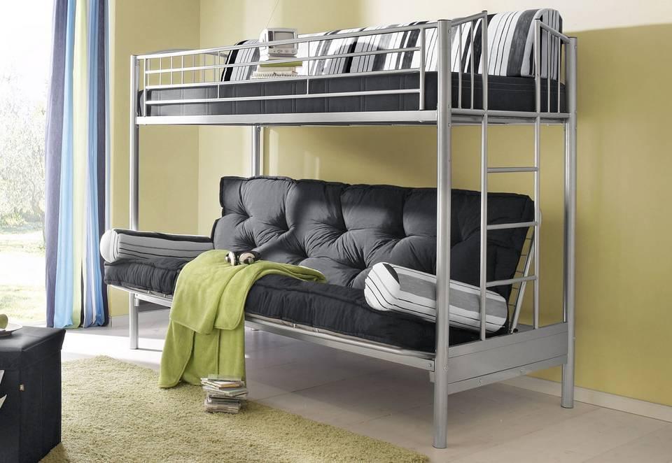 Как выбрать двухъярусную кровать: рекомендации, идеи, фото