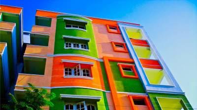 Норма расхода фасадной краски на 1м2 по штукатурке (акриловой, короед и т.д.)