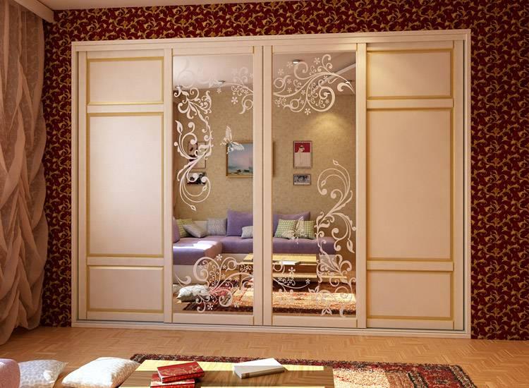 Межкомнатные двери с зеркалом: на что обратить внимание при покупке