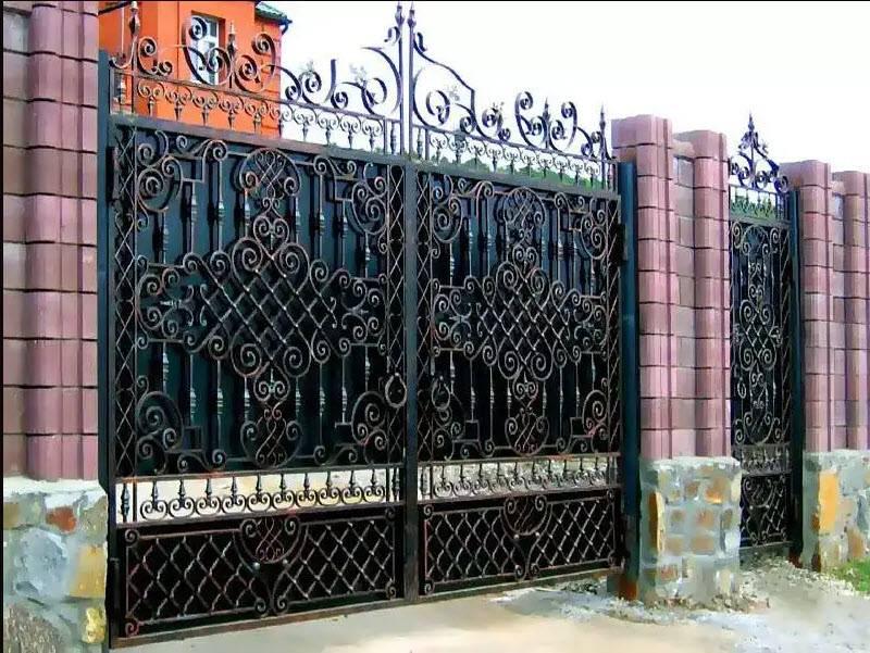 Как сделать ворота своими руками?