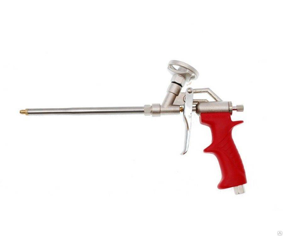 Как выбрать пистолет для монтажной пены |
