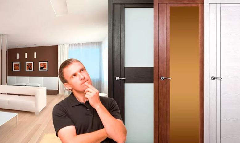 Выбор материала для межкомнатных дверей, советы специалистов