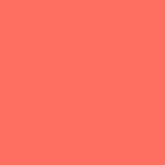 С каким цветом сочетается коралловый цвет