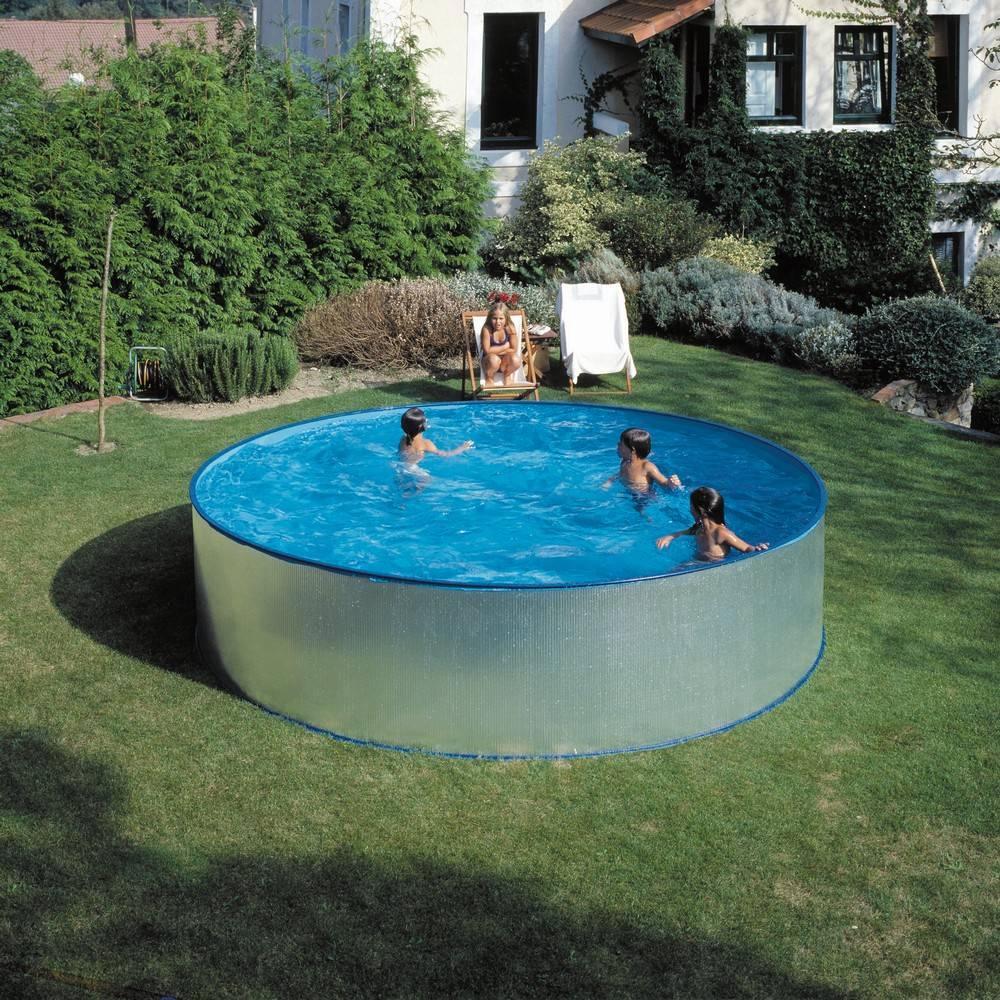 Глубина каркасного бассейна: оптимальная и максимальная для дачи и дома (180, 150, 132, 122 см), сколько стоит, какой выбрать, цена за 1 кв м