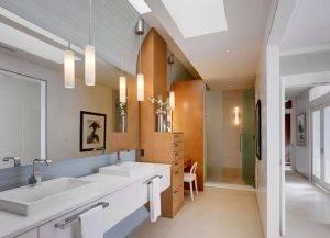 Красивая ванная — описание и лучшие идеи современных интерьеров. советы как оформить ванную комнату правильно (95 фото)