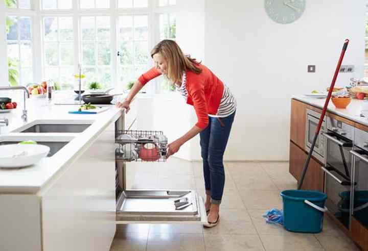 Инструкция как навести порядок на кухне за 7 шагов