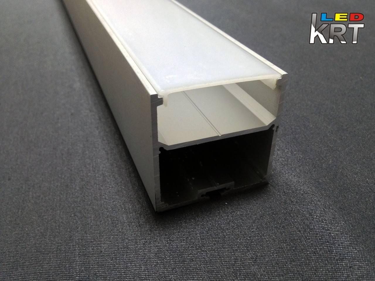 Профиль для светодиодных лент – как выбрать, заглушки и рассеиватель, правила монтажа