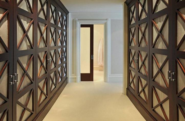 Двери для шкафа купе, какие бывают и из каких материалов изготавливаются