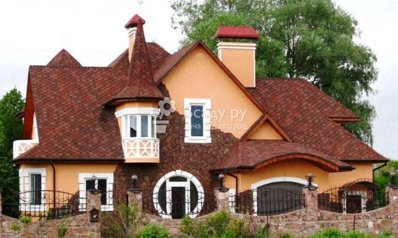 Строительство крыши дома – этапы сооружения и способы крепления элементов