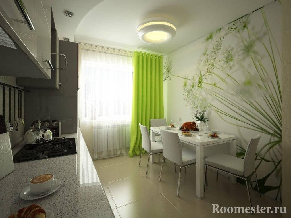 Правильный дизайн кухни 9 кв. м: в чем секрет?