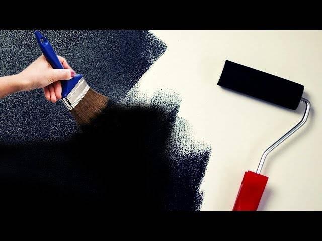 Краска по металлу для наружных работ: разновидности, технология нанесения