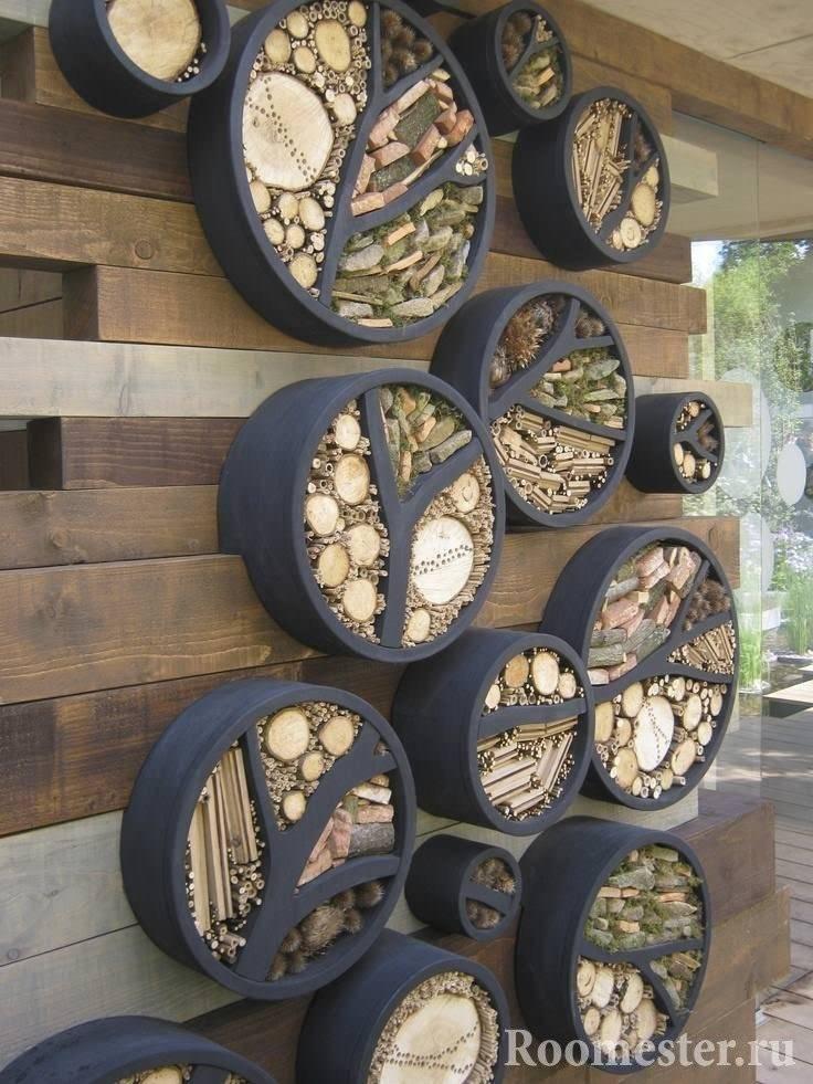 Спил дерева для декора оригинальные поделки для оформления в интерьере: советы и рекомендации по применению