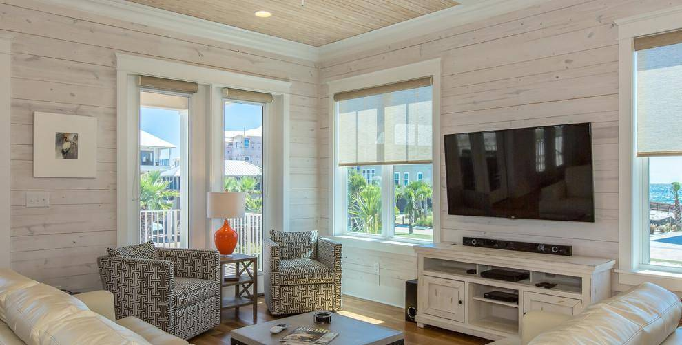 Рулонные шторы в интерьере: какие бывают, цвет и рисунок, фото