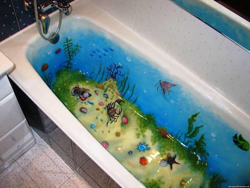 Как покрасить стены в ванной комнате своими руками — выбор краски, подготовка и окрашивание (видео, фото)