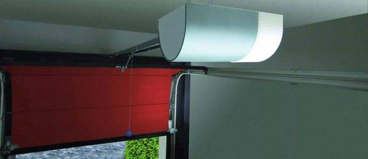 Подъемные гаражные ворота: размеры автоматических складных дверей для гаража, ремонт самодельных моделей с приводом