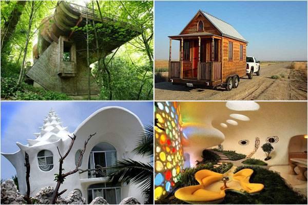 Топ-20 необычных деревянных строений мира   правила строительства