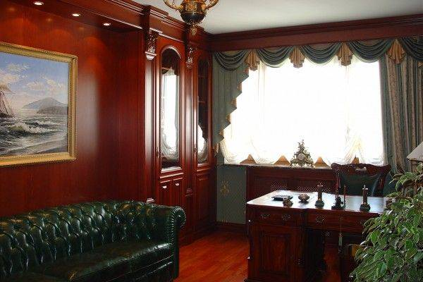 Дизайн штор: 90+ фото в интерьере гостиной, кухни, спальни, детской, ванной, кабинета
