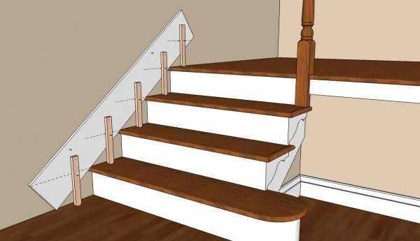 Лестница в деревянном доме (39 фото): виды маршей на второй этаж, изготовление своими руками и особенности установки, цвет и дизайн конструкций