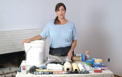 Как правильно красить потолок: материалы, инструменты, технология